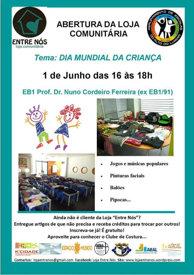 Loja Comunitária_EB1 Nuno Cordeiro Ferreira